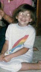 Christen rainbow nerd cropped